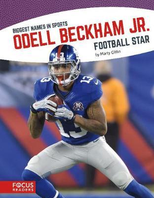 Biggest Names in Sports: Odell Beckham Jr. (Paperback)