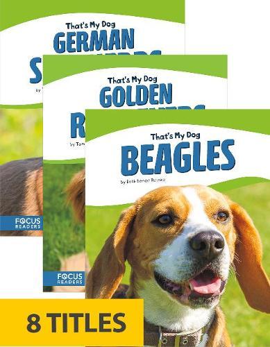 That's My Dog (Paperback Set of 8) (Paperback)