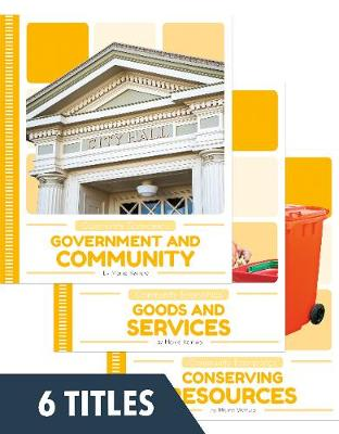 Community Workers (Set of 8) (Paperback)