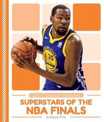 Superstars of the NBA Finals (Paperback)