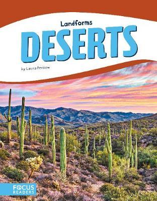 Landforms: Deserts (Hardback)