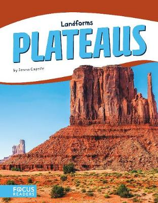 Landforms: Plateaus (Hardback)
