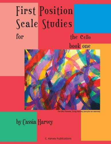 First Position Scale Studies for the Cello, Book One (Paperback)