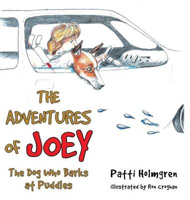 The Adventures of Joey, the Dog Who Barks at Puddles (Hardback)