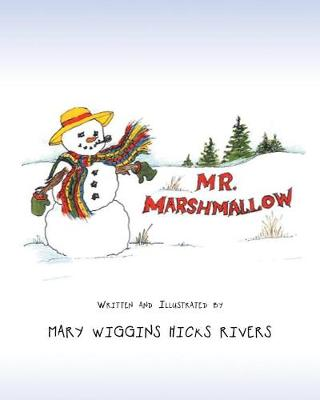 Mr. Marshmallow (Paperback)