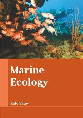 Marine Ecology (Hardback)