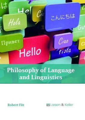 Philosophy of Language and Linguistics (Hardback)