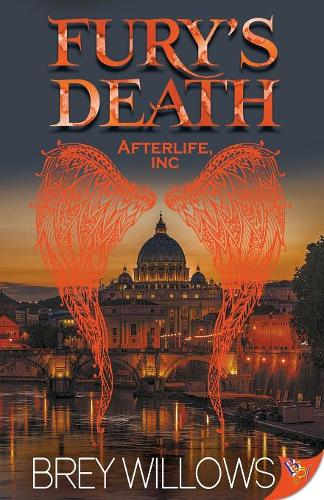Fury's Death - Afterlife, Inc. 3 (Paperback)