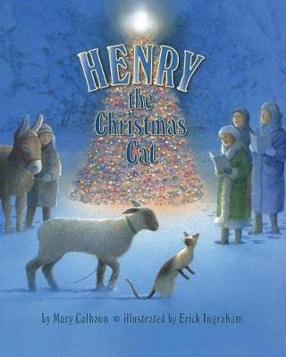Henry the Christmas Cat (Paperback)