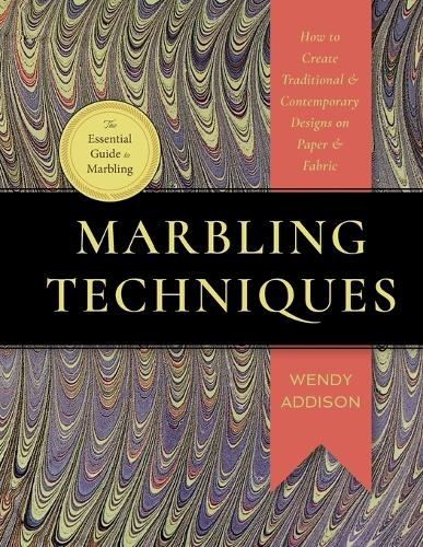 Marbling Techniques (Paperback)