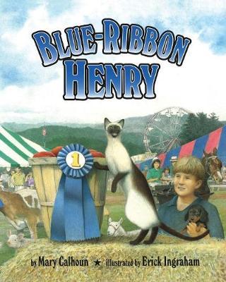 Blue-Ribbon Henry (Paperback)