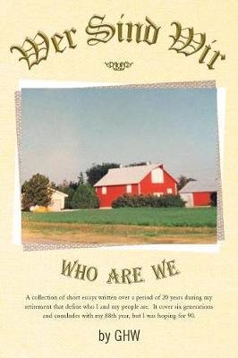 Wer Sind Wir (Paperback)