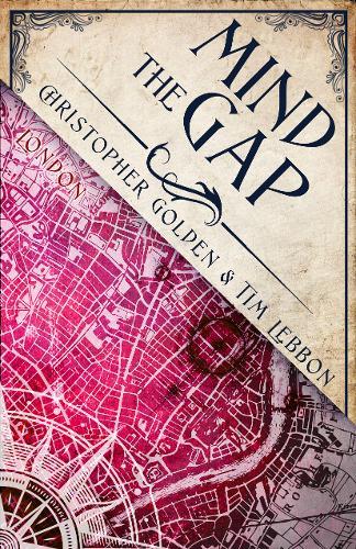 Mind the Gap: A Novel of the Hidden Cities - Hidden Cities (Paperback)