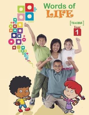 Words of Life, Year 1, Teacher's Guide: Sunday School Lessons for Pre-Adolescents (Paperback)