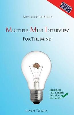 Multiple Mini Interview for the Mind - Advisor Prep (Paperback)