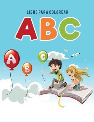 Libro Para Colorear ABC (Paperback)