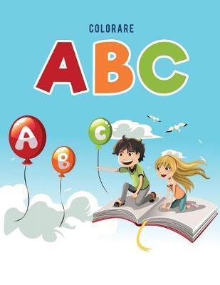 Colorare ABC (Paperback)