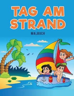 Tag Am Strand Malbuch (Paperback)