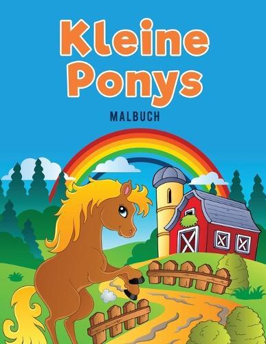 Kleine Ponys Malbuch (Paperback)