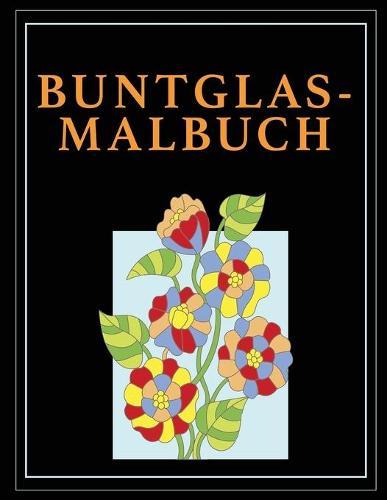 Buntglas-Malbuch (Paperback)