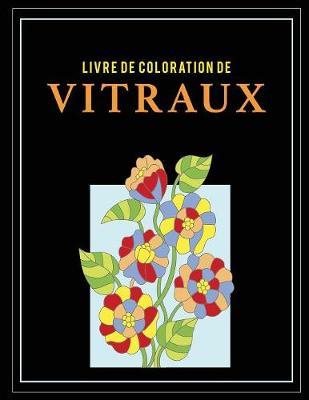 Libro Para Colorear del Vitral (Paperback)