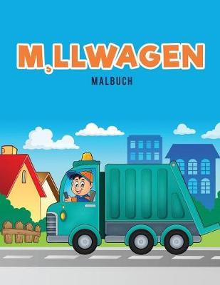 M, Llwagen Malbuch (Paperback)