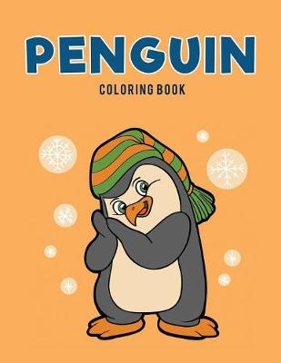 Penguin Coloring Book (Paperback)