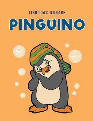 Libro Da Colorare Pinguino (Paperback)