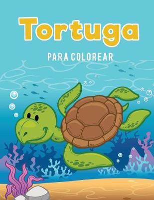 Tortuga Para Colorear (Paperback)