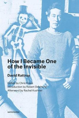 How I Became One of the Invisible - Semiotext(e) / Native Agents (Paperback)