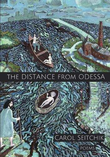 The Distance From Odessa (Paperback)