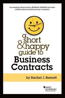 Short and Happy Guide to Business Contracts - Short & Happy Guides (Paperback)