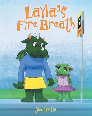 Layla's Fire Breath (Paperback)