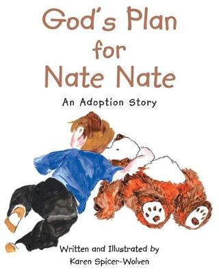 God's Plan for Nate Nate: An Adoption Story (Paperback)