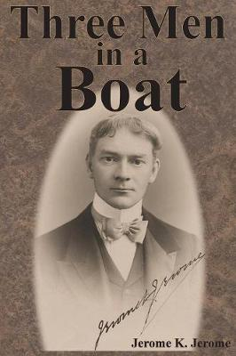 Three Men in a Boat (Paperback)