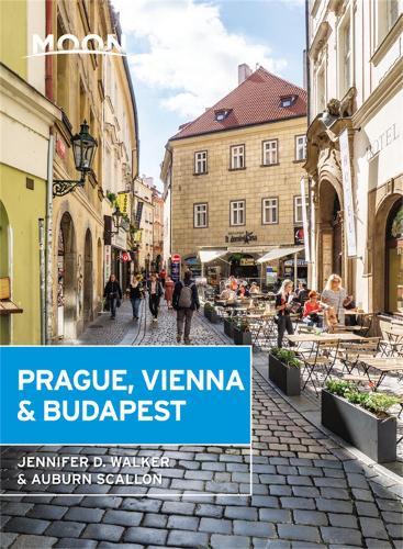 Moon Prague, Vienna & Budapest (Second Edition) (Paperback)