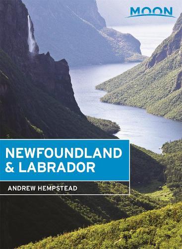 Moon Newfoundland & Labrador (Second Edition) (Paperback)