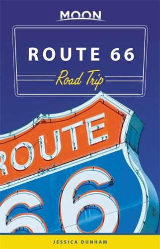 Moon Route 66 Road Trip (Third Edition) (Paperback)
