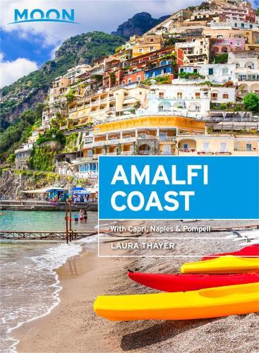Moon Amalfi Coast (Second Edition): With Capri, Naples & Pompeii (Paperback)