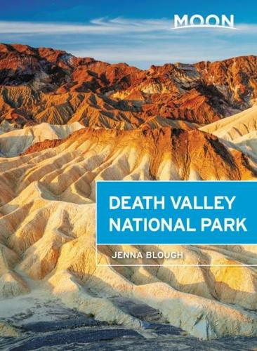 Moon Death Valley National Park (Second Edition) (Paperback)