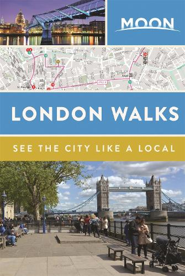 Moon London Walks (Second Edition) (Paperback)
