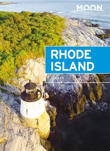 Moon Rhode Island (Fifth Edition) (Paperback)