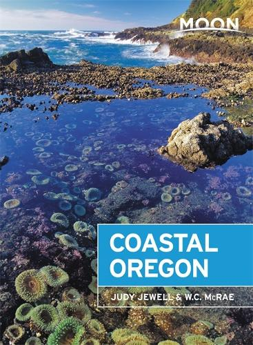 Moon Coastal Oregon (Eighth Edition) (Paperback)