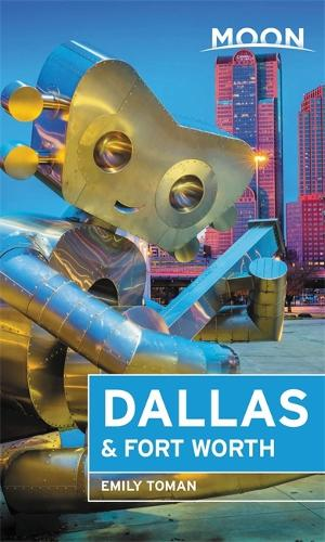 Moon Dallas & Fort Worth (Second Edition) (Paperback)