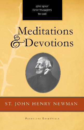 Meditations and Devotions (Paperback)