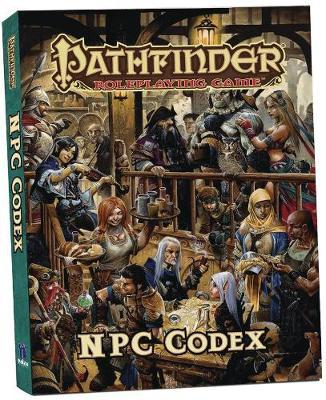 Pathfinder Roleplaying Game: NPC Codex Pocket Edition (Paperback)
