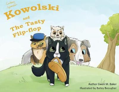 Kowolski and the Tasty Flip-Flop (Paperback)