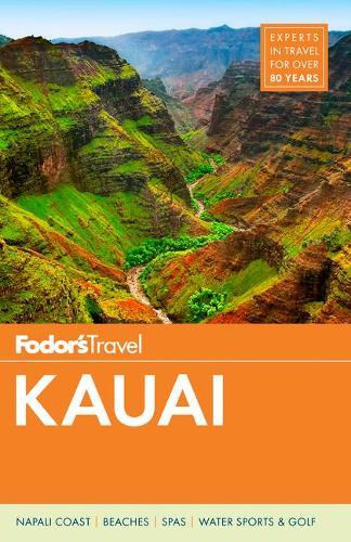 Fodor's Kauai - Full-color Travel Guide (Paperback)