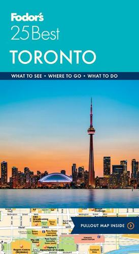 Fodor's Toronto 25 Best - Full-color Travel Guide (Paperback)