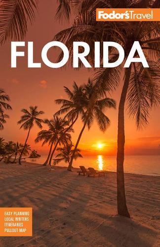 Fodor's Florida - Full-color Travel Guide (Paperback)